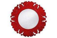 Anita Mirror, Red