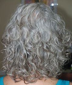 Curly Grey
