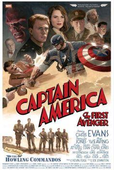 CIA☆こちら映画中央情報局です: Gallery: 「キャプテン・アメリカ/ザ・ファースト・アベンジャー」(Captain America: The First Avenger) - Page 4 - 映画諜報部員のレアな映画情報・映画批評のブログです