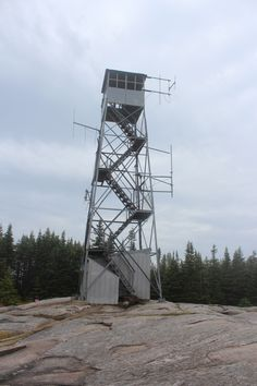 Blue Mt  Fire Tower,Blue  Mountain Lake,ny