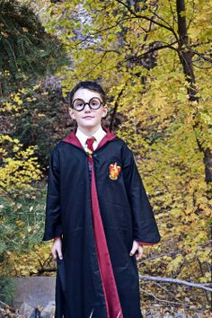 Harry Potter costume ideas. #halloween