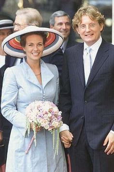 Prince Bernhard and Annette