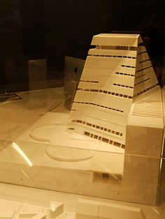 Tate Modern Project - Model for Extension | Flickr - Photo Sharing!