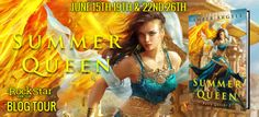 Giveaway for Summer Queen by Amber Argyle!
