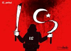 Hassan Bleibel (2016-06-29) IS...TANBUL. Attentat aéroport Istanbul
