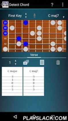 PA# Music Assistant Free  Android App - playslack.com ,  A music composition tool for everyone, from aspiring composers to professional musicians!You can write complete songs including song sections and 4 instruments (drums, bass, guitar and piano). You can even change the sound of the samples by recording your own. When you're done you can save it to your library, export it to a MIDI file and read the sheet music back as PDF (only for KitKat devices and up) or as a PNG; to share with a…