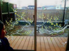 2015/1/20掲載 「佐藤美奈子」さんと娘さんの作品。  https://www.facebook.com/kitpas2005  #kitpas #キットパス