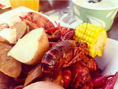 Only a few more days until we're serving up our traditional Cajun boil with live Louisiana crawfish! Will we see you at #PBFishShop?! #lajollalocals #sandiegoconnection #sdlocals - posted by Pacific Beach Fish Shop  https://www.instagram.com/pbfishshop. See more post on La Jolla at http://LaJollaLocals.com