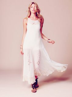 Free People FP ONE Limited Edition Beach Bride Dress at Free People Clothing Boutique