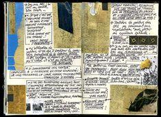 Carnet d'atelier B..Fabienne Verdier