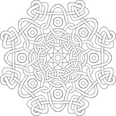 """""""Lover's Knot"""" - a free printable mandala coloring page for you to color and share. https://mondaymandala.com/m/lovers-knot?utm_campaign=sendible-all&utm_medium=social&utm_source=sendible&utm_content=lovers-knot#utm_sguid=173370,a3a9e249-8757-ceb1-e894-c76c34cc36f1"""
