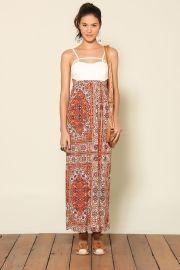 vestido longo alcinha mandarim