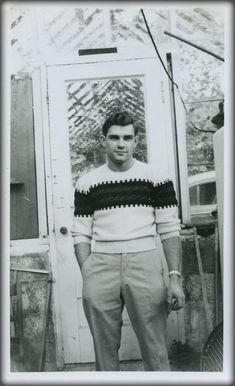 1950's mens knitwear - Google Search
