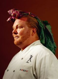 Chef Mario Batali - one of the best chefs no question!