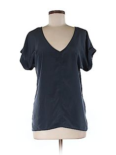 Old Navy Women Short Sleeve Blouse Size M