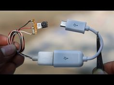 How to make USB Webcam Camera - with Old Phone Camera ➤About This Video :- 👉 Wire, 👉 Otg Cable, 👉 Old Phone Camera, ➤Thanks For Watching. Usb, Mobiles, Tech Magazines, Spy Camera, Laptop Camera, Home Tech, Urban Survival, Old Phone, Laptop Computers