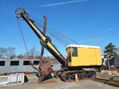 Earth Moving Equipment, Hydraulic Excavator, Vintage Iron, Heavy Equipment, Shovel, Construction, Toys, Big, Building
