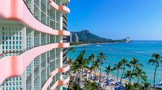 Waikiki Hotels   The Royal Hawaiian, A Luxury Collection Resort   Waikiki Beach Hotels