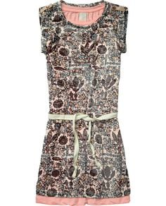 Double-layered dress - Scotch & Soda