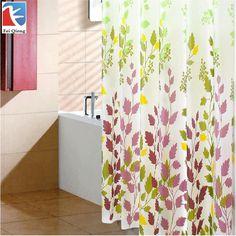 Good Buy A Shower Curtain Waterproof Decorative Bathroom Curtain