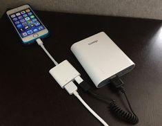Lightning usb3 adapter