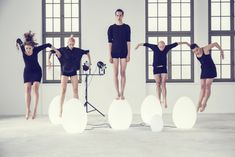 Wielkanoc w stylu nuno'ni Lamp Design, Light Decorations, Floor Lamp, Creative, Modern Design, Ballet Skirt, Furniture, Vanilla, Egg