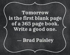 Write a book.....