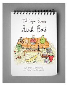 $15.00 Vegan Stoner's Snack book