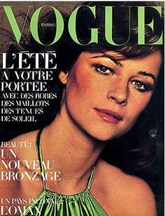 Vogue Paris Cover May 1972