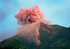 #nature #volcano