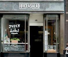 Juice & Salad Café