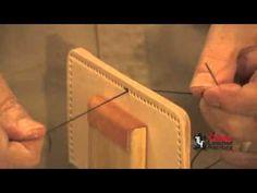 Hand Stitching - YouTube
