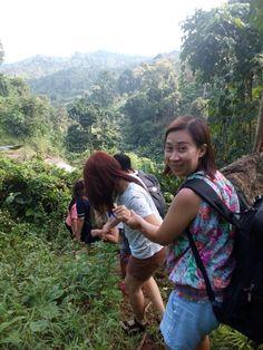 Coban Tundo waterfall