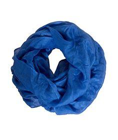 Calvin Klein Women's Solid Aegean Blue Infinity Loop Scarf Calvin Klein http://www.amazon.com/dp/B00F8PD2YI/ref=cm_sw_r_pi_dp_VxvQvb15H0873