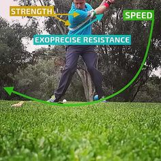 Groundbreaking (® ℗) Technology - Exoskeleton for a powerful and precise - Our patented Power exerts of Exoprecise forces, expanding, contracting, morphing to your natural movement. Space Games For Kids, Golf Swing Speed, Video Game Backgrounds, Swing Trainer, Golf Simulators, Golf Practice, Muscle Memory, Driving Tips, Golf Training