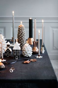 Let's kick start the Holiday themed series with some fantastic pictures from the Broste Copenhagen.