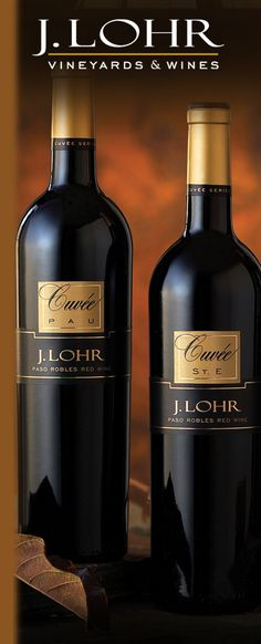 J. Lohr, I am so excited with my growing collection!  LOVE the J. Lohr wine club!