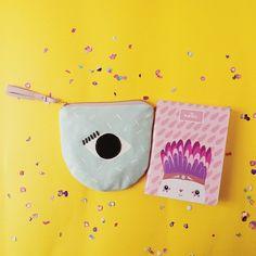 Items by: Tiger season #handmade #colorful #happymade #eye #confetti #giftideas