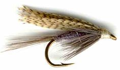 The Dark Hendrickson Wet Fly for trout fishing