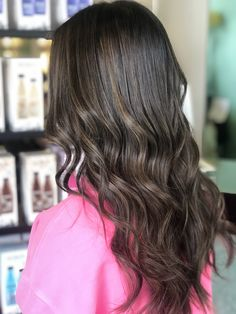 Color Cut and Style by Redken Artist Jaime Price Cut And Style, Cut And Color, Redken Shades Eq, Long Hair Styles, Artist, Beauty, Long Hairstyle, Artists, Long Haircuts