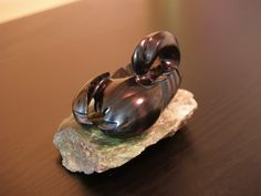 The Black Jade Scorpion   This was a commission I completed in 2007.