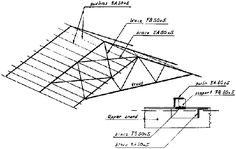 """Roof Truss Bracing Guide"" mention the frames derived from timber this really is nailed, bolted or pegged together to create structurally independent shapes of Steel Trusses, Roof Trusses, Penetrating Damp, Roof Truss Design, Building A Pole Barn, Which Is Correct, Steel Detail, Roof Structure, Outdoor Projects"
