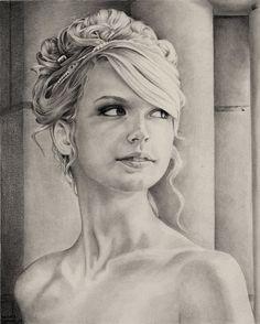 Taylor Swift by Avogel57.deviantart.com on @deviantART
