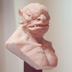 Character & Creature Sculpture Seminar w/ Jordu Schell