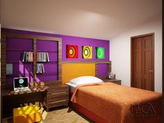 Children bedroom JRD090229RTA