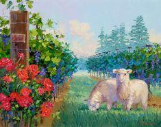 Who Let The Sheep Out ? By Mikki Senkarik