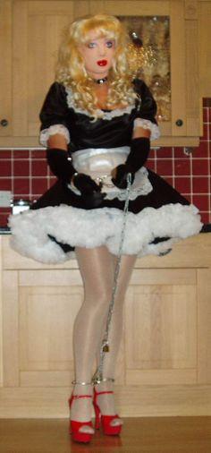 Living as her transvestite maid