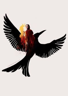 The Mockingjay #thehungergames