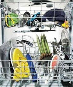 vaisselle et lave-vaisselle