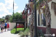 What arrr you doing in St. Augustine? You bettarrrr get down to the Pirate & Treasure Museum!